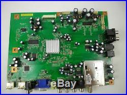 Vizio Vw26l Hdtv20f Main Unit Input Board 02-13036009-15 1p-007ch00-2012