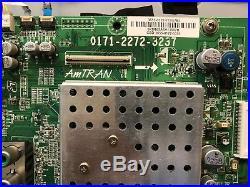 Vizio XVT553SV Main Video Board 3655-0122-0150 0171-2272-3237 Genuine