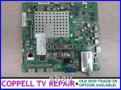 Vizio Xvt323sv Main Board 3632-1182-0395 3632-1182-0150, $35 Credit For Old Dud