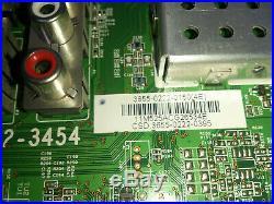 Vizio Xvt3d554sv Main Board 3655-0222-0150 / 3655-0222-0395