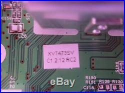 Vizio Xvt473sv Main Board 3647-0312-0150(7b), 3647-0312-0395