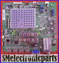 Vizio Xvt553sv Main Board 3655-0122-0150(7f), 3655-0122-0395