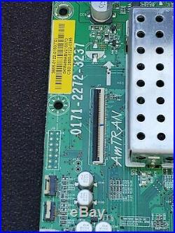 Vizio Xvt553sv Main Board 3655-0122-0395 3655-0122-0150