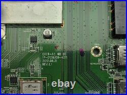 Vizio Y8385904S Main Board 0160CAP00100ST E701i-A3