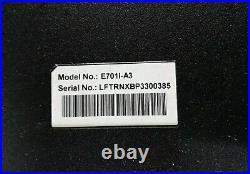Vizio Y8386194S Main Board for E701i-A3E 1P-012BJ00-4012 removed from LFTRNXBP33