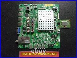 Working Vizio Main Board 3655-0122-0150 Xvt553sv